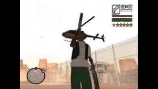 Emptiness unobstructed Nevermore (gta san andreas)