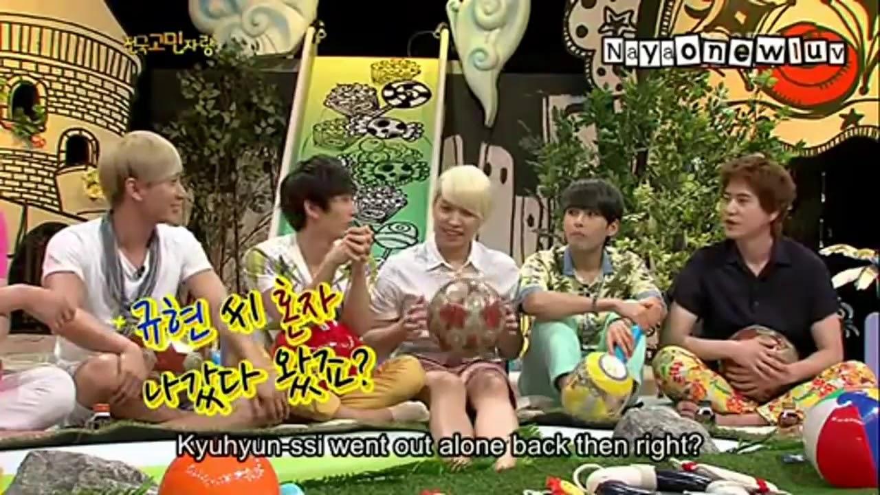 Kyuhyun dating 2012