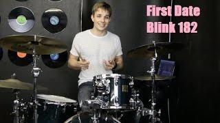 First Date Drum Tutorial Blink 182