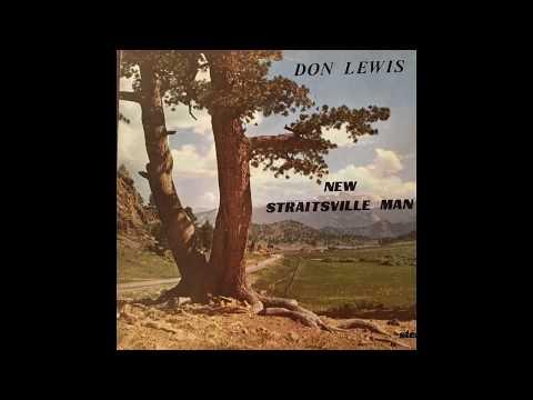 """Drinkin' Moonshine"" - Don Lewis"