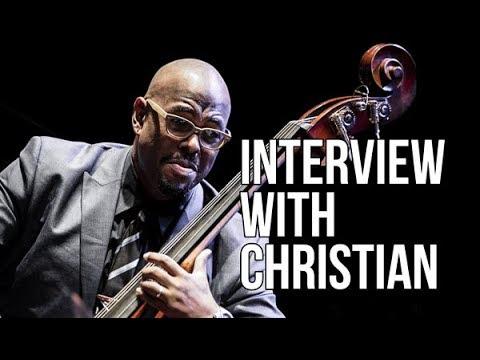 Christian McBride interview with Victor Radzievskiy for Jazzmap.ru. [RUS SUB]