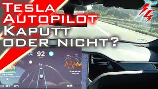 Tesla Autopilot - Spurwechselassistent Kaputt oder nicht?