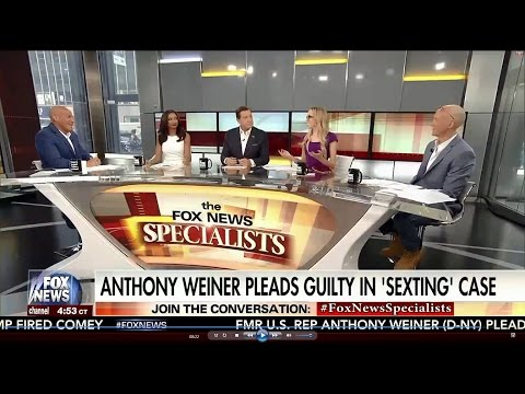 05-19-17 Kat Timpf on The Fox News Specialists - Complete, Uncut Show