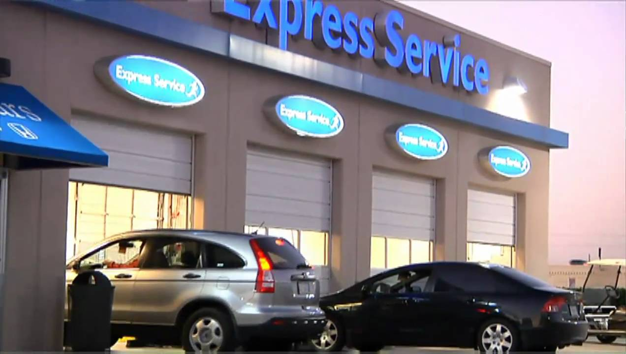 Honda Cars of Katy - Remarkable Service - YouTube