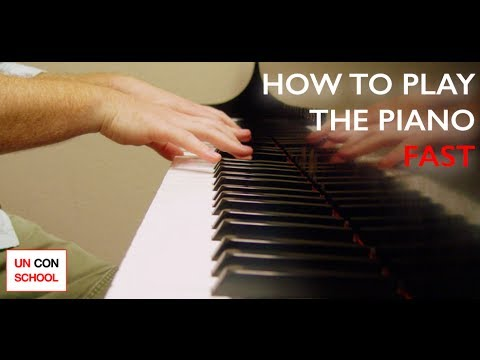 How To Play The Piano In 21 Days