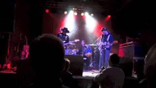 Electrified Soul - Come On Live @ Kulturladen Konstanz 13.10.2012