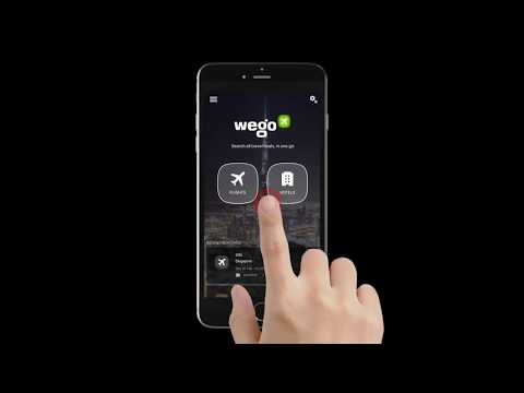 Wego App SG – Search all travel deals, in one go.
