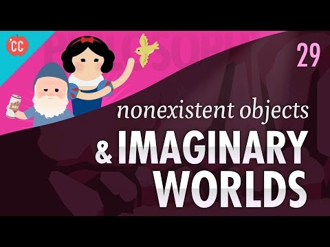 Nonexistent Objects & Imaginary Worlds: Crash Course Philosophy #29