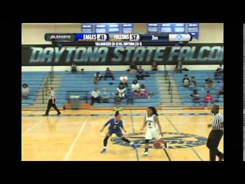 Tallahassee CC vs. Daytona State Women's Basketball