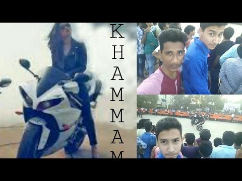 KTM StuntMania in Khammam | KTM | Bike Stunts | StuntMania | Khammam