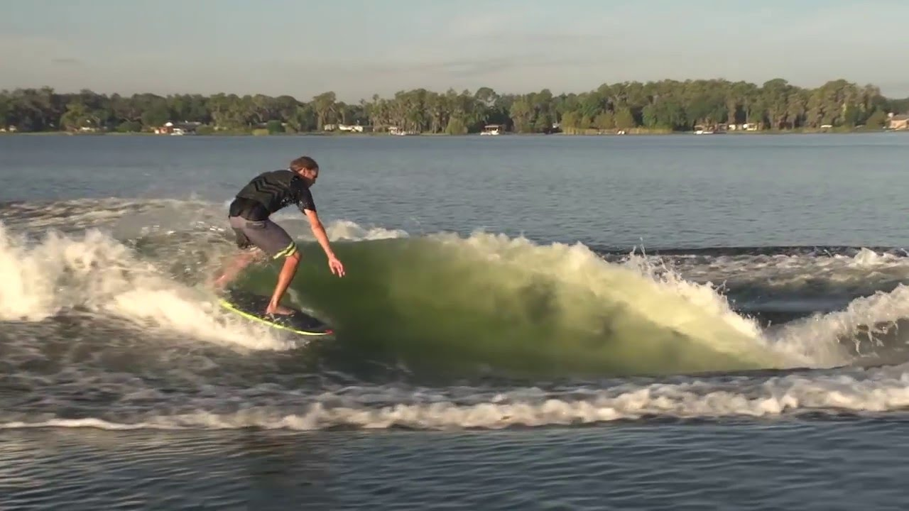 Malibu Boats How To Build The Perfect Wakesurfing Wave In