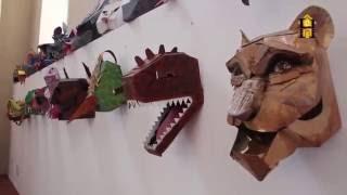II Bienal Arte y Escuela Axarquía