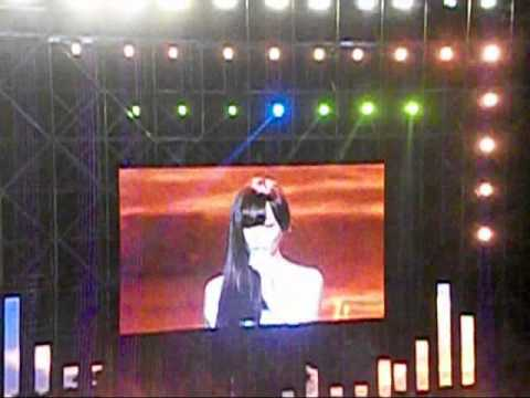 Music Bank In Jakarta - ERU Ft Hyorin ( Sistar ) Kemesraan