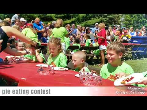 2017 National Cherry Festival Legacy Project Winner! Grand Traverse Academy