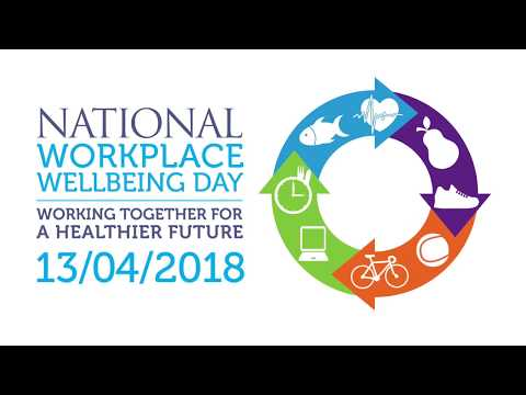 Workplace Wellbeing Day 2018 – Nutrition Tips with Sarah Keogh, Episode 3, Snacking at work