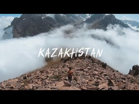 Never Stop Exploring- KAZAKHSTAN- GoPro Travel Movie .... كازخستان