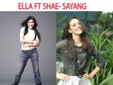 Shae ft Ella (ratu rock) - Sayang