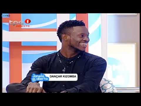 Adilson Maíza and Fanio de Araujo Interview on the Angolan TV tpa1