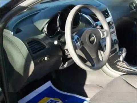 2010 Chevrolet Malibu Used Cars For Sale Portage, WI