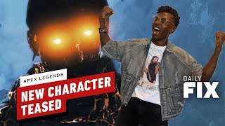 Respawn Teases the Next Apex Legends Character - IGN Daily Fix