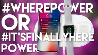 AirPower FINALLY Coming Soon??