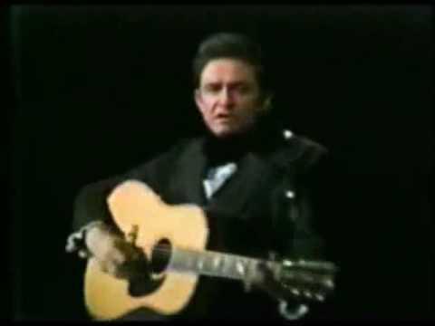 Johnny Cash; Billy Graham - Preacher Said, Jesus Said