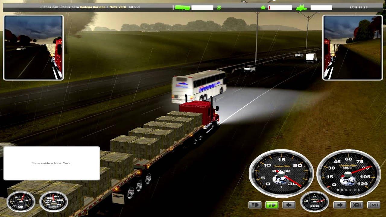 18 wheels of steel haulin mod bus v4 download
