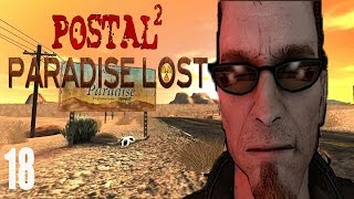 Postal 2: Paradise Lost Gameplay Part 18 Medicinal plants and Agents