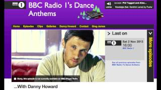 Sick Individuals - Light Of Neon (Danny Howard BBC Radio1 Rip 2/11/13)