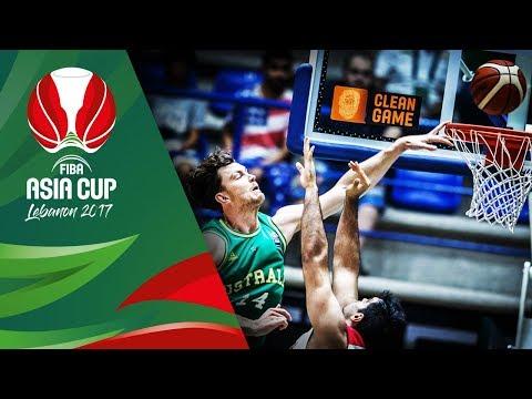Iran v Australia - Highlights - Final - FIBA Asia Cup 2017