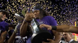 2016 Pac-12 Football Championship Game: Washington revels in conference title afterglow