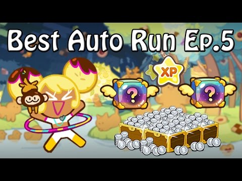 CookieRun (Auto Run Ep.5) ออโต้รวย ฟาร์มกล่อง เงินหลักหมื่น แถม XP เยอะด้วย | xBiGx