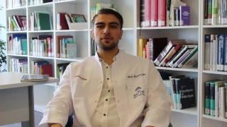 BAU TIP 3.Sınıf Öğrencisi Mert Mestanoğlu'nun Gözünden BİSEP