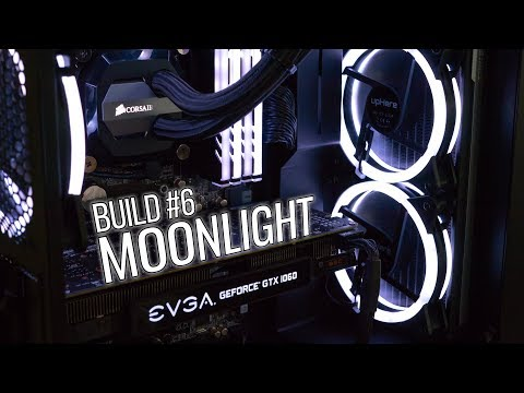 "Build #6: ""Moonlight"" Gaming PC"