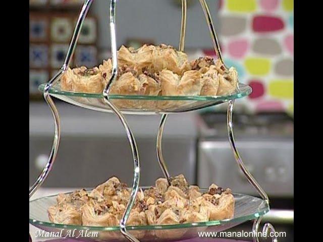 حلو باف الجبن بالشوكولاتة - مطبخ منال العالم