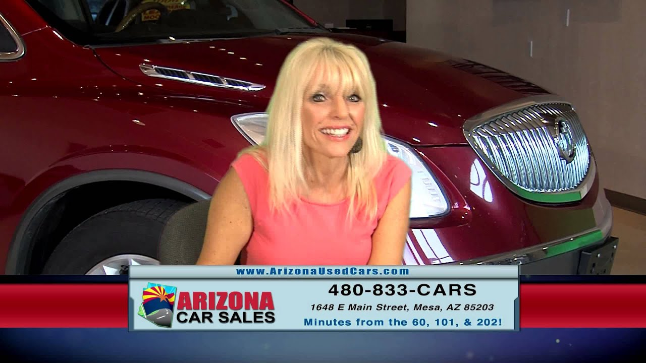 We Will Buy Your Used Car in Arizona for Cash! Arizona Car Sales in ...