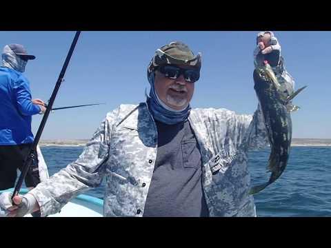 La Bocana, Baja California Sur, Mexico With Baja Fishing Convoys