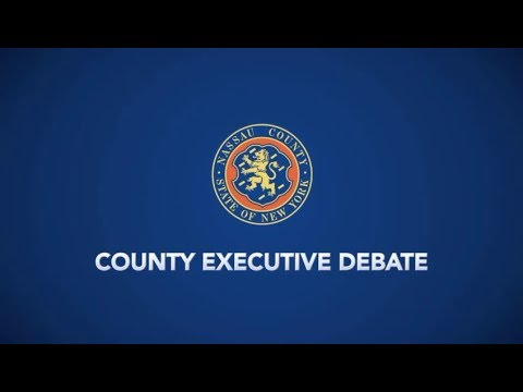 2017 Nassau County Executive Debate