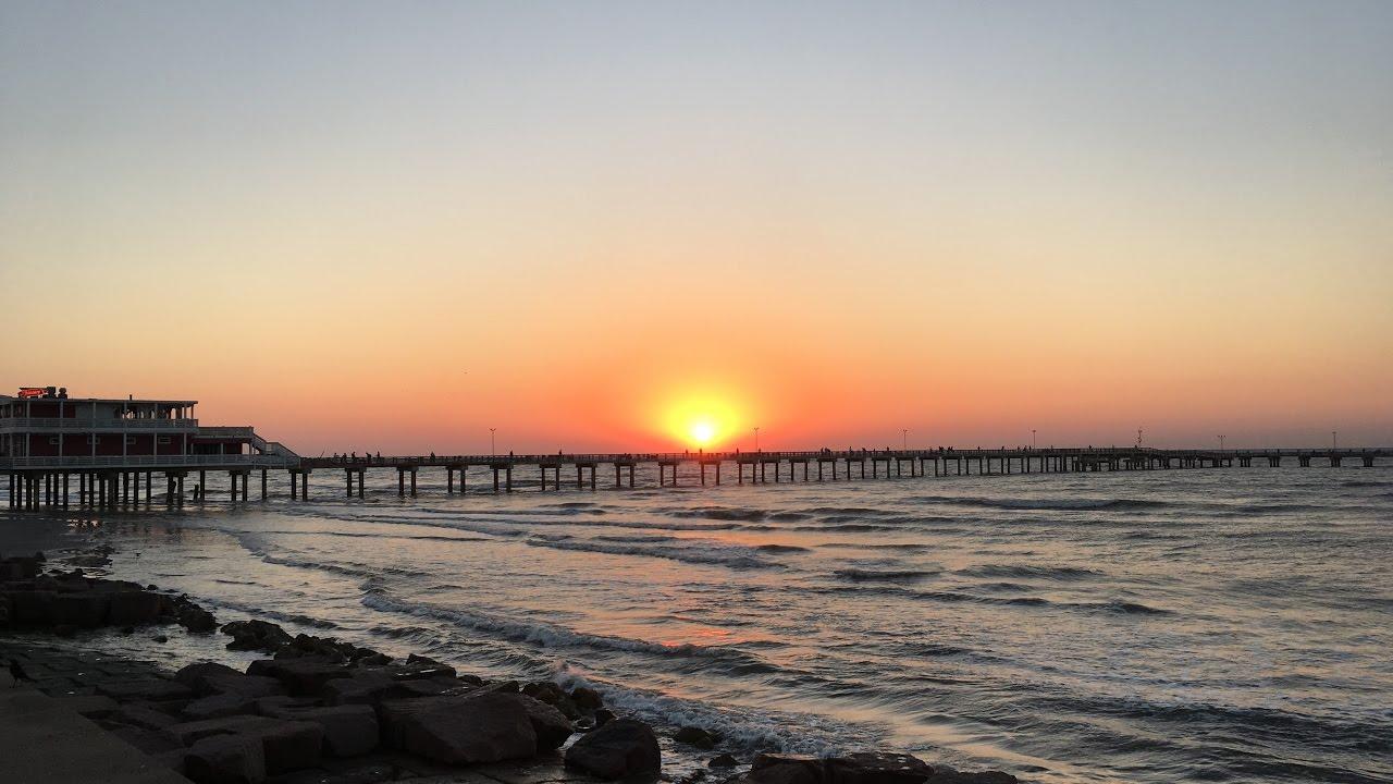 Galveston fishing pier targeted species youtube for Galveston pier fishing