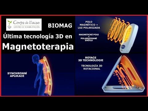 Magnetoterapia ¿Qué es? ¿Para qué sirve? Tratamiento