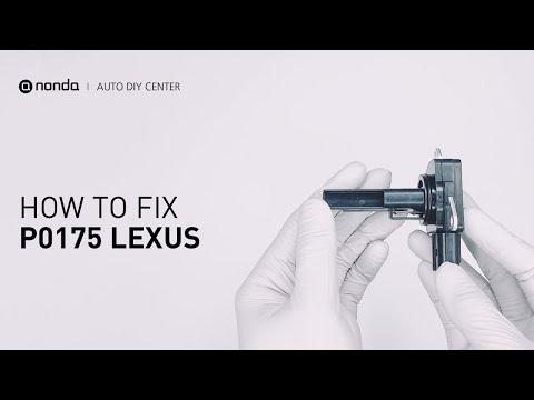 How to Fix LEXUS P0175 Engine Code in 3 Minutes [2 DIY Methods / Only $8.99]