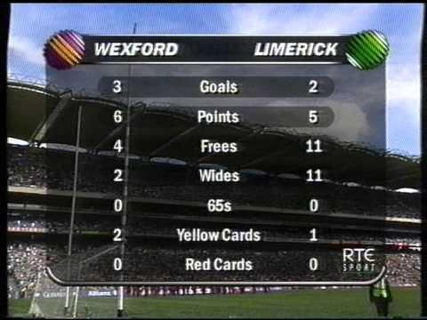 All Ireland Senior Hurling Quarter Final 2001 (4 of 8)