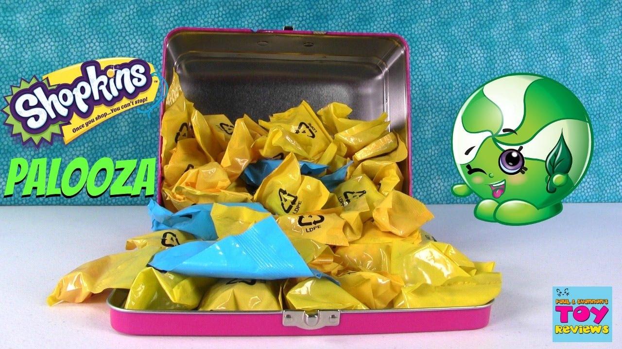 Download Shopkins Huge Palooza Season 2 McDonalds Blind Bag Opening | PSToyReviews