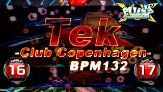 [PUMP IT UP XX] Tek -Club Copenhagen- S16 & S17