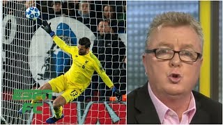 vuclip Steve Nicol reacts to Alisson's save vs. Napoli; plus, was Premier League proven best? | Extra Time