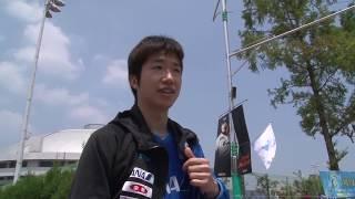 韓国OP 水谷隼 準々決勝 試合後コメント thumbnail