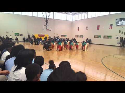 2016 Black History - Wilkerson Middle School
