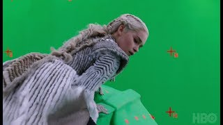 Game of Thrones - Episode 7x06 - Behind the scenes