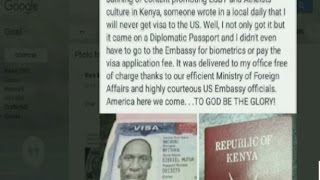 Ezekiel Mutua's ego extinguished as Ministry revokes his diplomatic passport