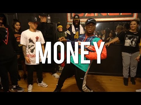 Money  by Cardi B. | Chapkis Dance | Kida The Great Choreography